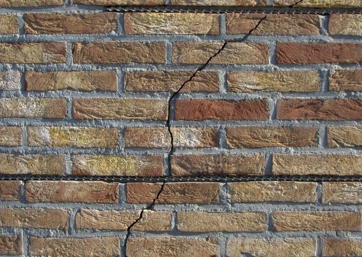 muur voegen herstellen