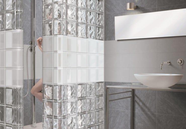 Glasplaat Douche Plaatsen : Glazen bouwstenen verwerken mijnkluswijzer.nl