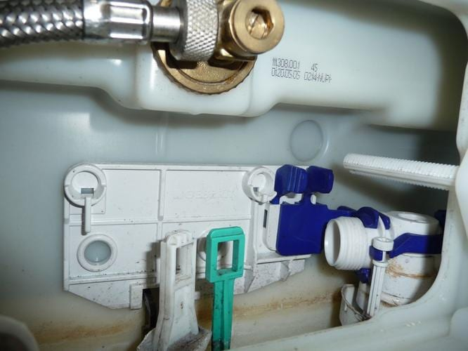 Ouderwetse Stortbak Toilet : Spoelmechanisme toilet repareren wc repareren mijnkluswijzer