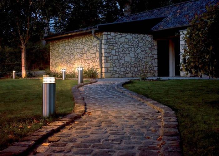 Elektra Aanleggen Tuin : Buitenverlichting aansluiten tuinverlichting aanleggen