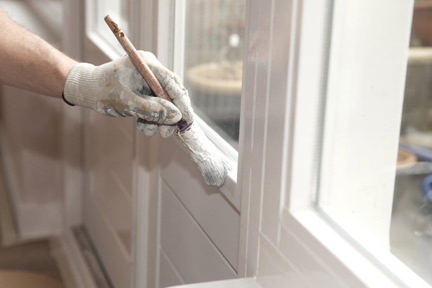 Kast Badkamer Schilderen : Deur schilderen deur verven mijnkluswijzer