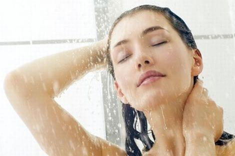douche plaatsen