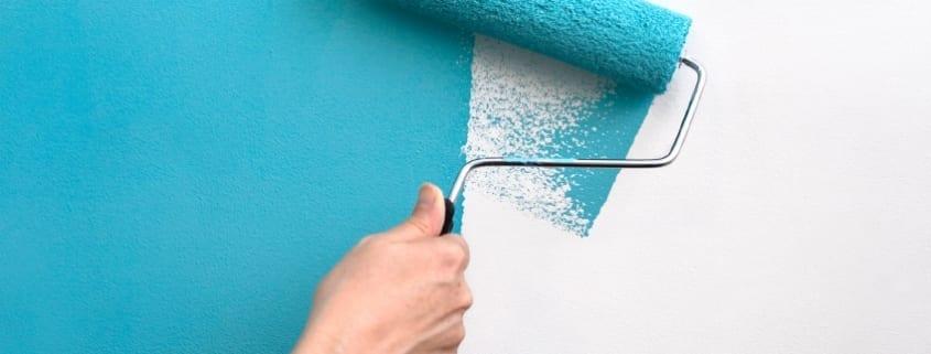muur schilderen