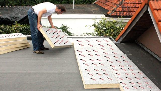Kosten Badkamer Baderie ~ Plat dak isoleren  Mijnkluswijzer nl