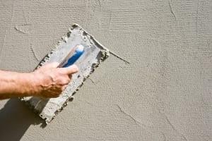 Stucwerk repareren / herstellen