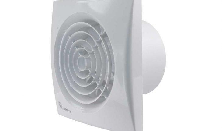 Ventilator Badkamer Aansluiten Badkamerventilator