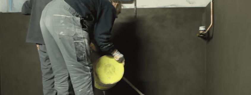 Kelder Waterdicht Maken