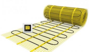 elektrische vloerverwarmingsmat