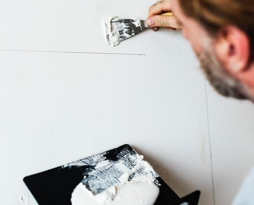 stucwerk herstellen