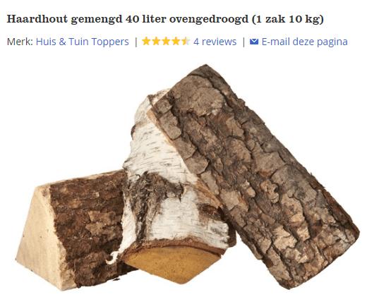 kachelhout