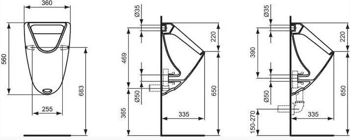 Afmeting Hangend Toilet.Type Toilet Hoogte Seniorentoilet Mijnkluswijzer Nl