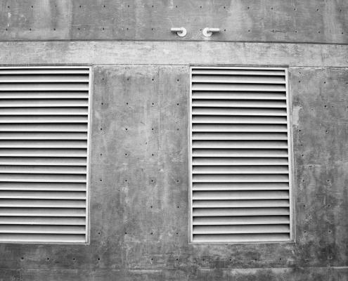 bedrijfs ventilatie